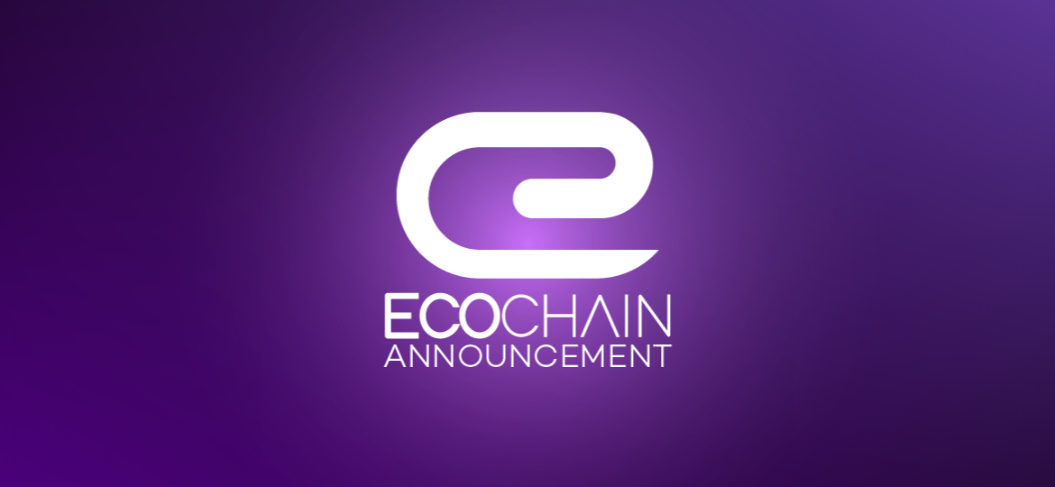 ECOchain News Announcement